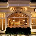 The Boulestin Restaurant to open today