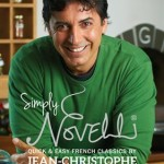 Relish publications land Jean Christophe Novelli's latest cookery book